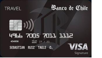 tarjetas bancarias chile