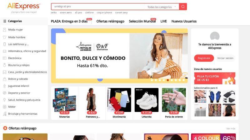 moda barata online